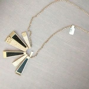 Long mixed necklace